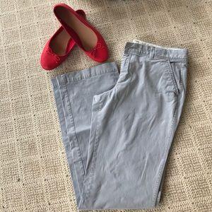 Old Navy Grey Khaki Pants