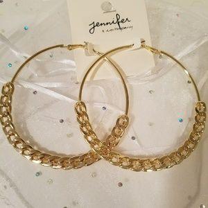 Jewelry - Chain Earrings