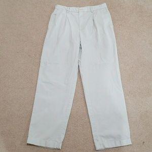 Nautica Rigger Pleat Pants