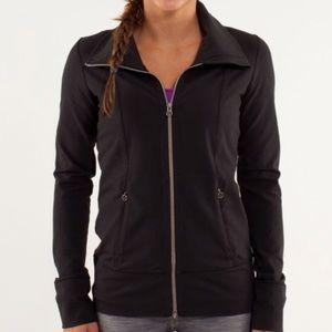 Lulu lemon Black Yoga Jacket