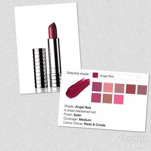 Clinique Rouge a Levres Different Angel Red