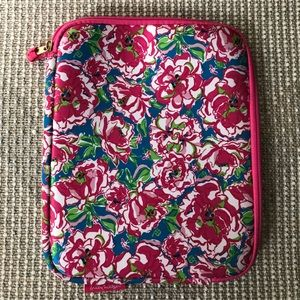 Lilly Pulitzer ipad cover