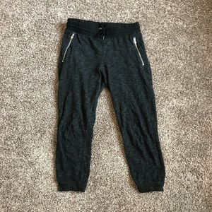 Gap fit • crop skinny sweats