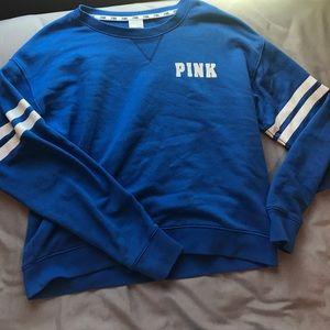 Blue PINK Sweatshirt
