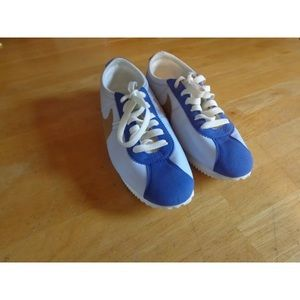 Nike Lady Cortez 487647-500 Nylon Purple Retro 7.5