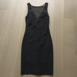 ZARA LITTE BLACK DRESS