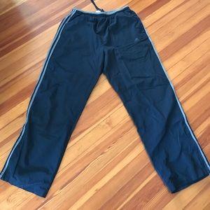 Men's adidas windbreaker Pants Size XL