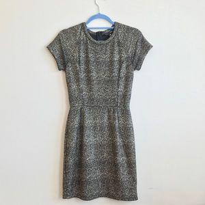 XS Aqua Dress