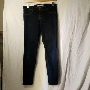 J BRAND denim leggings, size 30