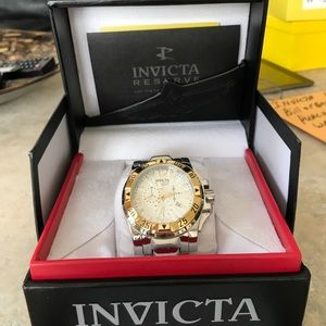 INVICTA Reserve collection.