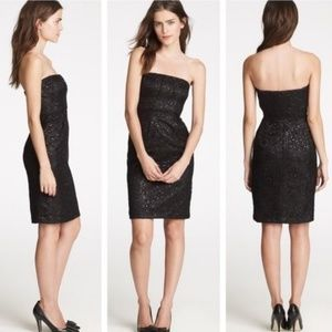 J.CREW Tinsel Lace Dress