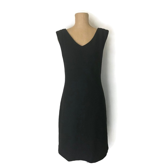 d3292c15603 Banana Republic Dress Sleeveless Wool Work Sheath