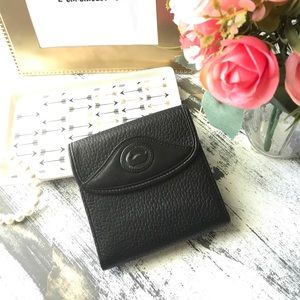 Dooney & Bourke Black small wallet