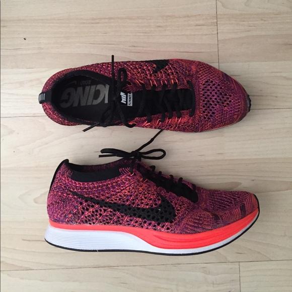 Nike Shoes - Nike Flyknit Racer 5.5 7 551f5a375