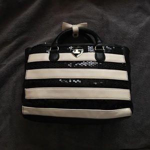 Betsey Johnson Sequin Handbag