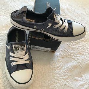 Converse All Star Shoreline Sneaker - Navy