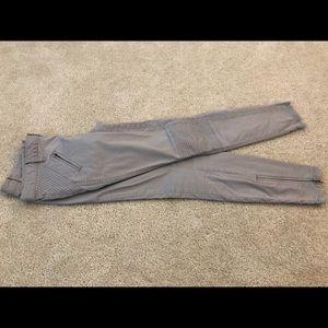 GAP Gray Khakis, Moto Skinny Style, Size 4!
