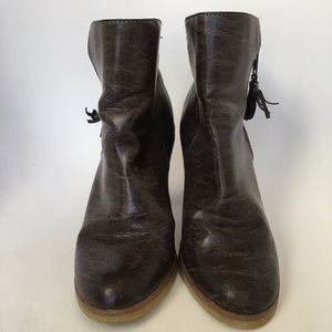 American Eagle Outfitters Shoes - Tassel Booties