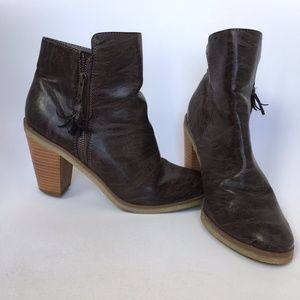 479ef7ab2d6 American Eagle Outfitters Shoes - Tassel Booties