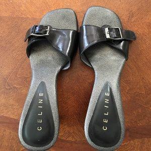 Size 6 women's kitten heel sandals