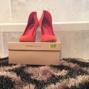 Hot platform shoes