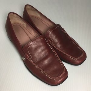 Coach Leather Loafers Shoes 8