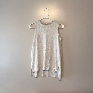 Zara Basic Tank Top