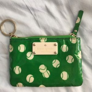 Kate spade Tennis Coin Purse