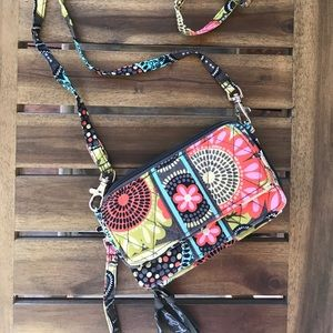 Vera Bradley All-in-One Crossbody for iPhone 5