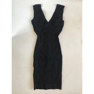 NWT Herve Leger Karima Bandage Dress - XS