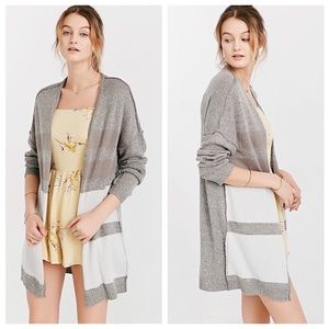 UO Mouchette Long Cardigan