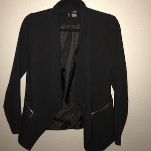 GUC H&M Asymmetrical Blazer