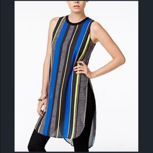 Preview! Bar III High Low Tunic