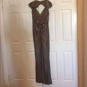Tadashi Shoji gown