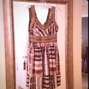 Plenty By Tracey Reese - Boho Dress!