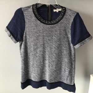 Short sleeve sweater from Madewell
