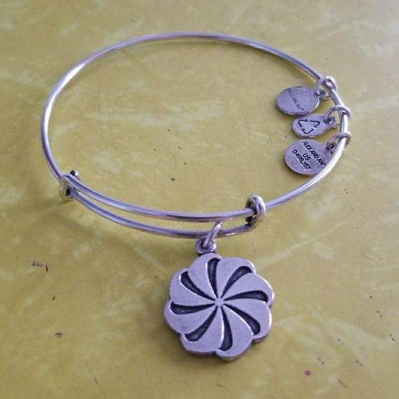 Alex And Ani Jewelry Eternity Symbol Bracelet Poshmark