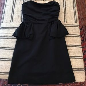 Marc by Marc Jacobs strapless cocktail dress