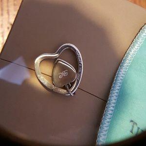Tiffay & Co Key Ring