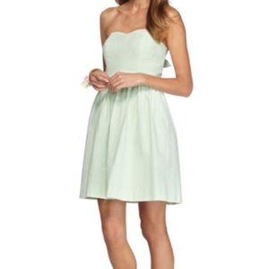 NWT Lilly Pulitzer richelle strapless dress