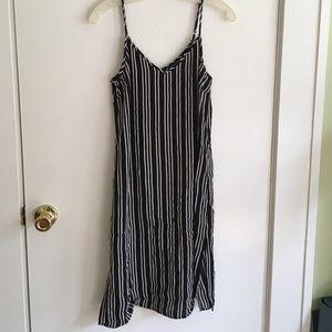 {WHO WHAT WEAR} Striped Dress