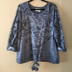 Anthropologie Lounge Pull Over
