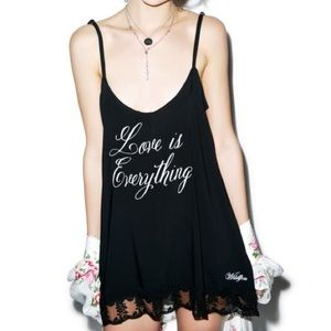 NWT Love Is Everything Wildfox Dress