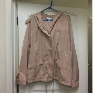 Light champagne colored jacket