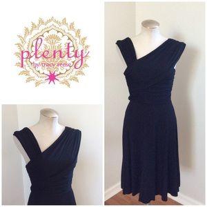 Plenty Tracy Reese Black Dress