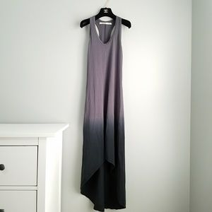 Athleta | Dip Dye Ombre Maxi Midi Dress Small ♡