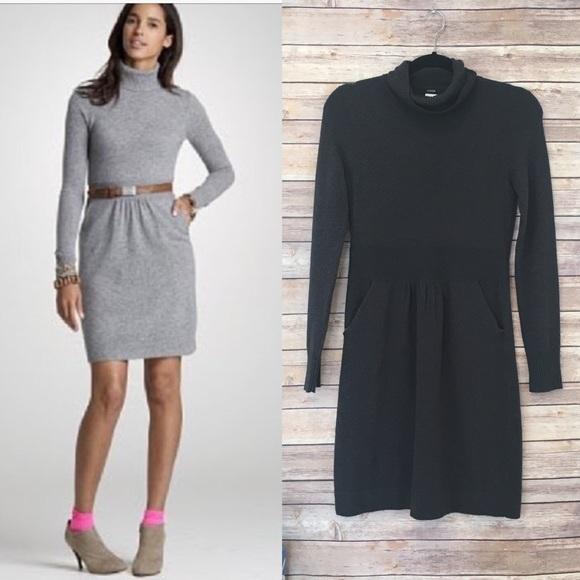 ca5993a567f J. Crew Dresses   Skirts - J. Crew wool   cashmere turtleneck sweater dress