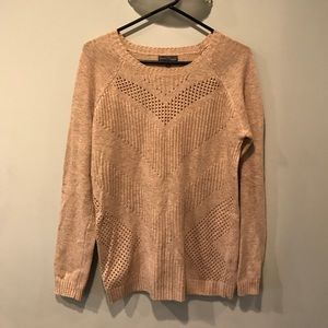 Lightweight tan/beige sweater