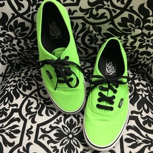 Vans canvas sneakers
