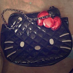 Hello kitty purse.
